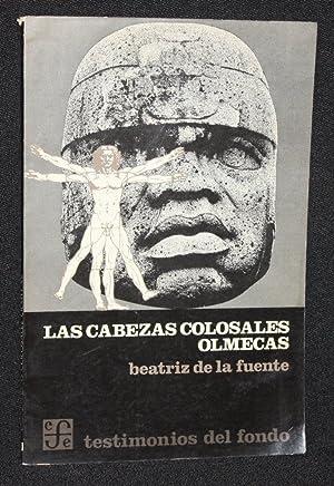 Las Cabezas Colosales Olmecas: Beatriz de la