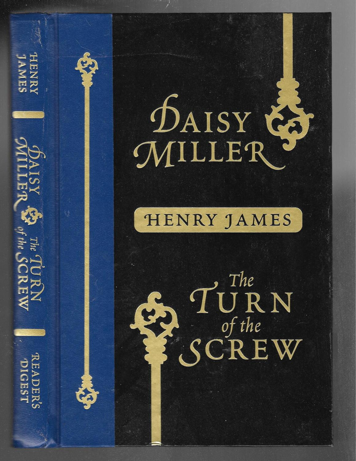 DAISY MILLER / THE TURN OF THE SCREW - James, Henry