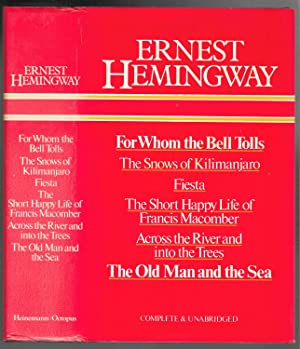 a review of ernest hemingways the short happy life of francis macomber 2003-4-6 his ambiguous, bi-polar style this skill is aptly demonstrated in the short happy life of francis macomber 253-63 rpt in the short stories of ernest.