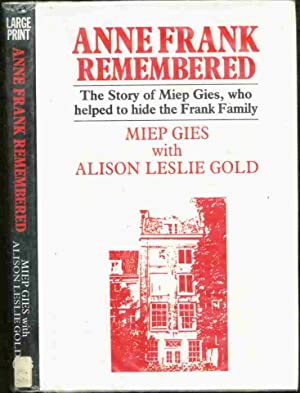 an analysis of the story of anne frank The remarkable yet true reincarnation story of barbro karlen who from an early age remembers being anne frank in a previous life her terrible memories are beyond doubt.