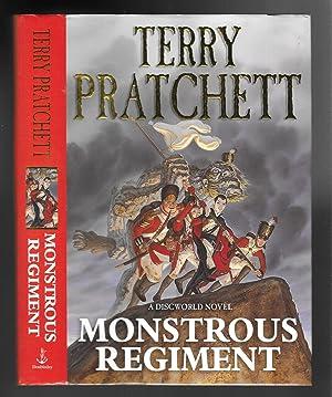 MONSTROUS REGIMENT: Pratchett, Terry