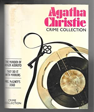 THE MURDER OF ROGER ACKROYD, THEY DO: Christie, Agatha