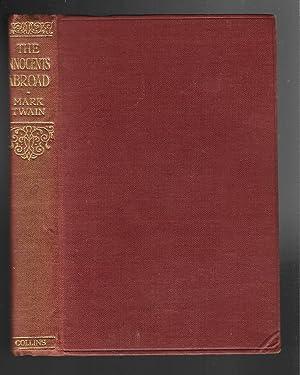 THE INNOCENTS ABROAD: Twain, Mark