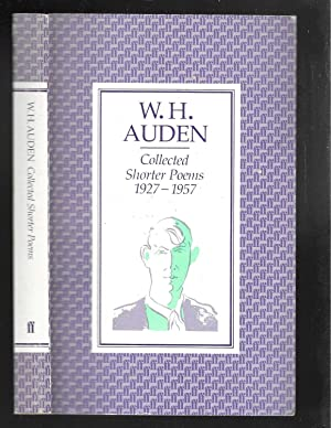 COLLECTED SHORTER POEMS 1927-1957: Auden, W.H.