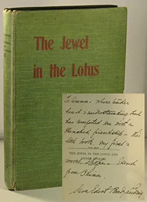 The Jewel in the Lotus and Other Stories [Presentation Copy]: BRADY, S. E. (Sarah Edith, 1871-1945)