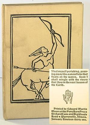 The Centaur: DE GUERIN, Maurice