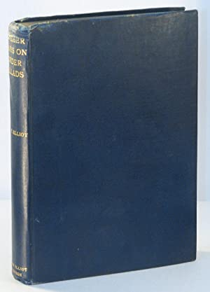 Further Essays on Border Ballads: ELLIOT, Lieut.-Col. The Hon. Fitzwilliam