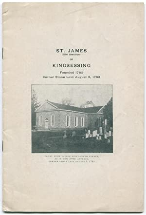 The Swedes and the Protestant Episcopal Church: SIMES, Rev. Snyder B.