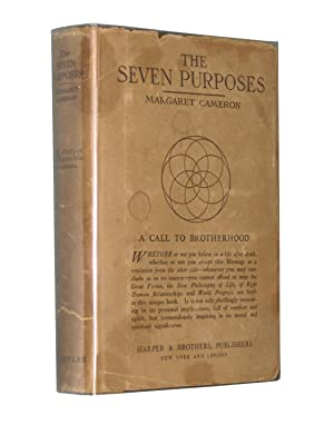 The Seven Purposes: An Experience in Psychic Phenomena: CAMERON, Margaret