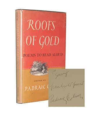 Roofs of Gold: Poems to Read Aloud: COLUM, Padraic (edited by)