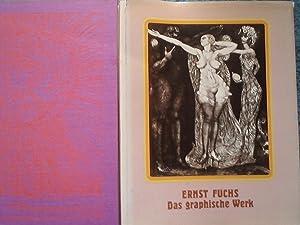 Ernst Fuchs Das Graphische Werk: Helmut Weis