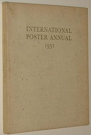 International Poster Annual '51: ALLNER, W. H. (edited by)