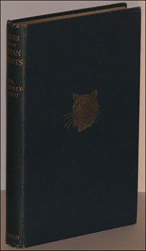 Leaves from Indian Forests: EARDLEY-WILMOT, Sir. S.
