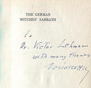 The German Witches' Sabbath: A Satire in Five Scenes: KOFFLER, Dosio