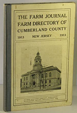 The Farm Journal Farm Directory of Cumberland County New Jersey