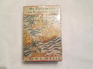 Mr. Blettsworthy on Rampole Island: H. G. Wells