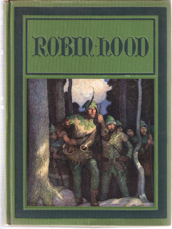 robin hoodcreswick paul good hardcover 1917 first