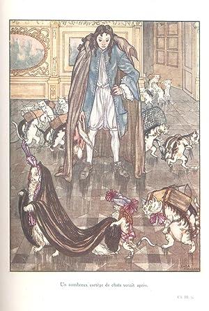 La Chatte Blanche: D'Aulnoy, Madame