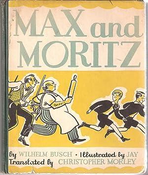 Max and Moritz: Busch, Wilhelm