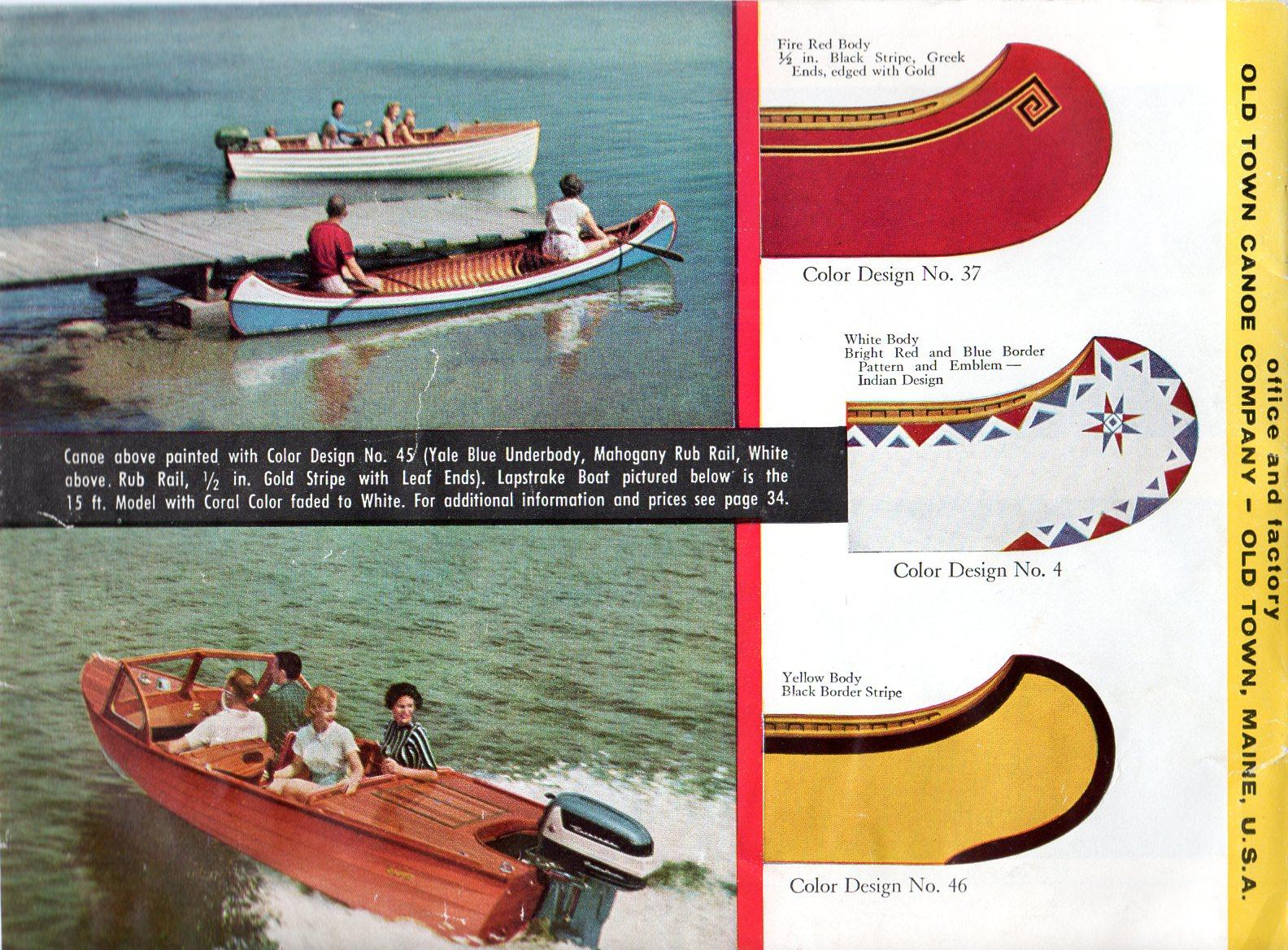 Old Town Canoe Company Catalog By Old Town Canoe Company Old Town