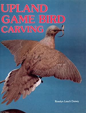 Upland Game Bird Carving (signed)