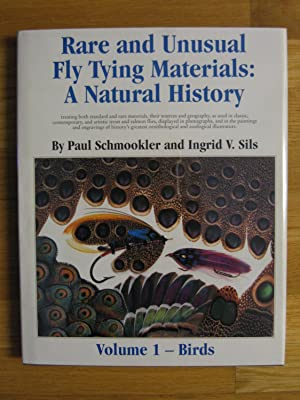 Rare and Unusual Fly Tying Materials: a: Schmookler, Paul &