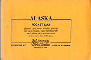 Alaska Pocket Map: The Alaska Sportsman
