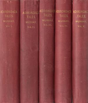 The Adirondack Tales (5-volume set)