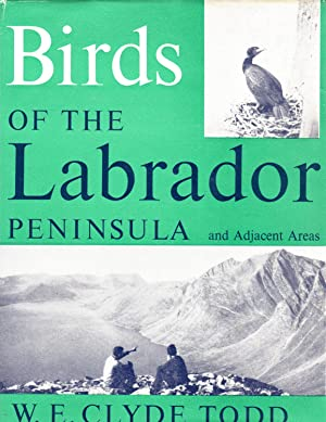 Birds of the Labrador Peninsula and Adjacent Areas: a Distributional List