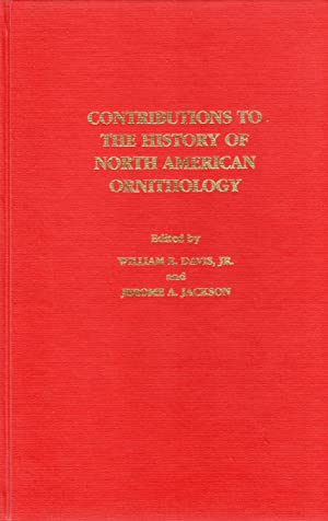 Contributions to the History of North American Ornithology (2 volume set)