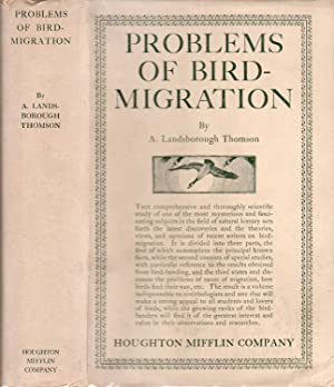 Problems of Bird-Migration