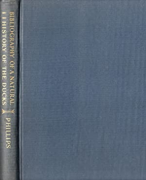 Bibliography of a Natural History of the Ducks (SIGNED)