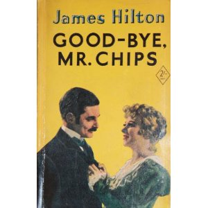 Book Rview of Goodbye Mr  Chips   England   Tea Goodbye  Mr  Chips