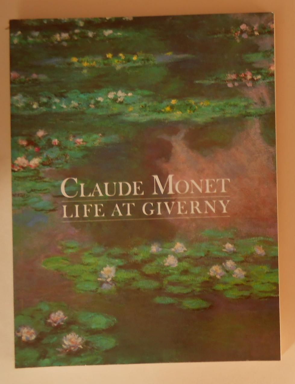 claude monet the early years from british collections in aid of the police dependants trust exhibition catalogue 8th may 7th june
