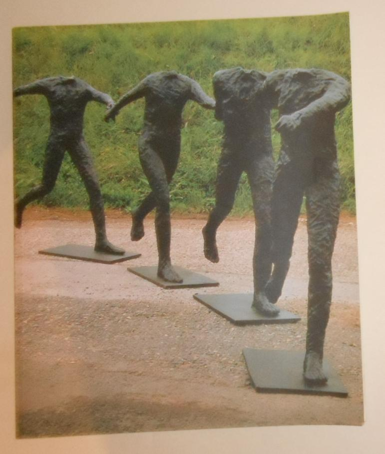 Magdalena Abakanowicz - Dancing Figures (Marlborough Fine Art, London 12 February - 14 March 2003) - ABAKANOWIC, Magdalena ] Jasia Reichardt (Essay)