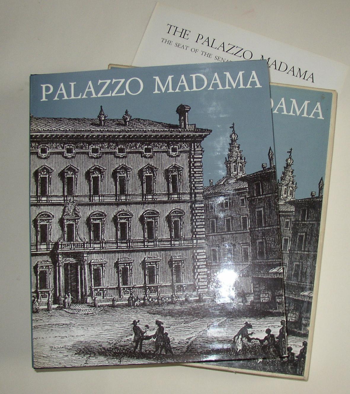Il Palazzo Madama - Sede del Senato (The Palazzo Madama ...