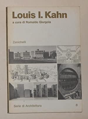 Louis I Kahn: KAHN, Louis I