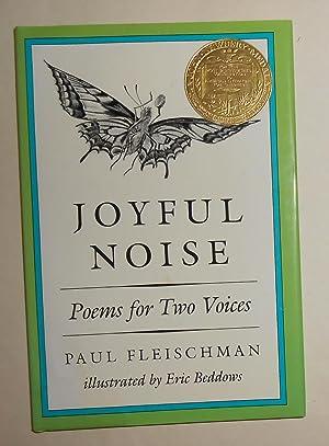 Joyful Noise - Poems for Two Voices: FLEISCHMAN, Paul (Illustrated