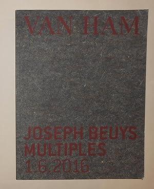 Joseph Beuys - Multiples (Van Ham Kunstauktionen,: BEUYS, Joseph ]