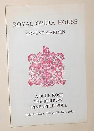 Royal Opera House, Covent Garden - The: Royal Ballet -