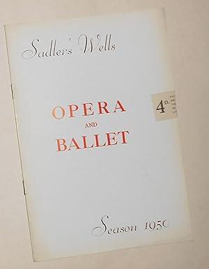 Sadler's Wells Theatre Ballet at Sadler's Wells: Sadler's Wells Theatre