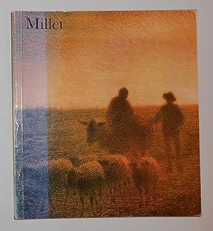 Jean-Francois Millet (Hayward Gallery, London 22 January: MILLET, Jean-Francois ]