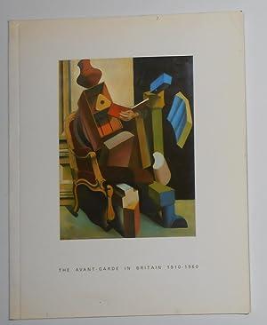 The Avant-Garde in Britain 1910 - 1960: HARCOURT, Leslie