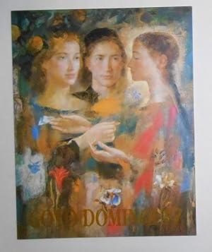 Goyo Dominguez (Albemarle Gallery, London 12 -: DOMINGUEZ, Goyo ]