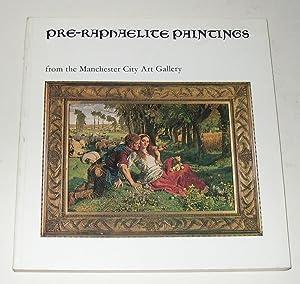Pre-Raphaelite Paintings From the Manchester City Art: TREUHERZ, Julian