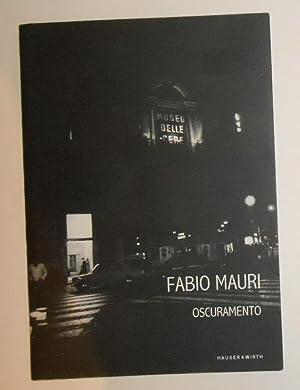 Fabio Mauri - Oscuramento (Hauser & Wirth: MAURI, Fabio