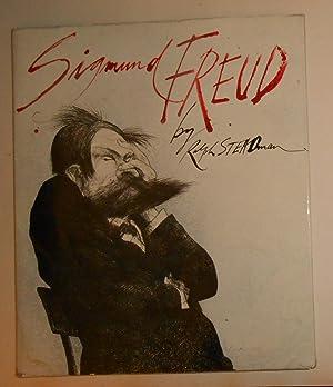 Ralph Steadman - Sigmund Freud (SIGNED COPY): STEADMAN, Ralph