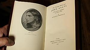 THE POETICAL WORKS: KEATS JOHN