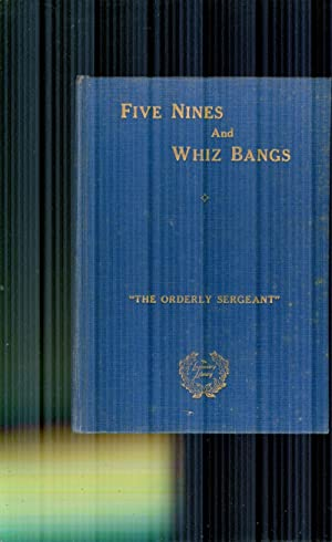 Five Nines and Whiz Bangs: W.W. Murray. (The