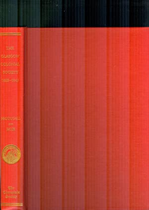 Selected Correspondence of the Glasgow Colonial Society: MCDOUGALL, ELIZABETH ANN